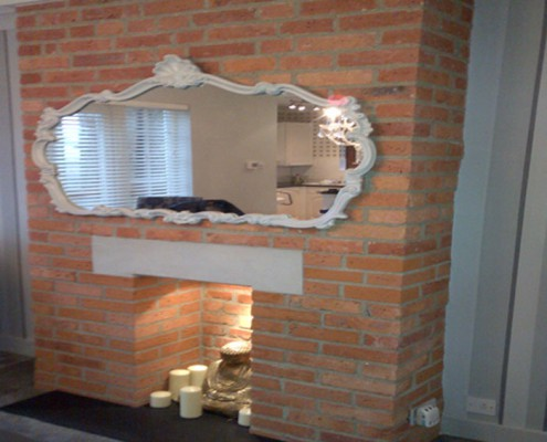 Hearth Brickwork Image