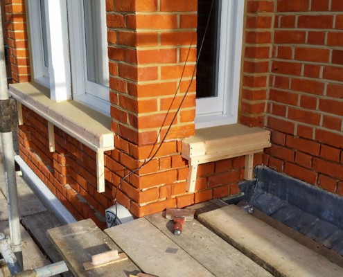 New Window Sub-Cills Cast